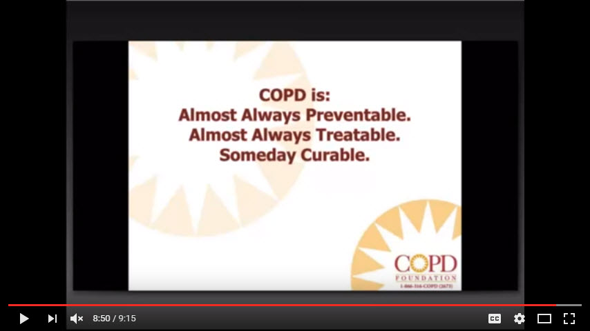 COPD 101 1 Part 5 of 5