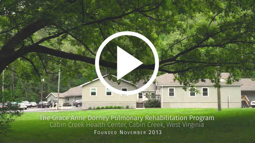 The Grace Anne Dorney Pulmonary Rehabilitation Clinic