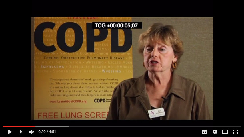 Meet Pat | Faces of COPD