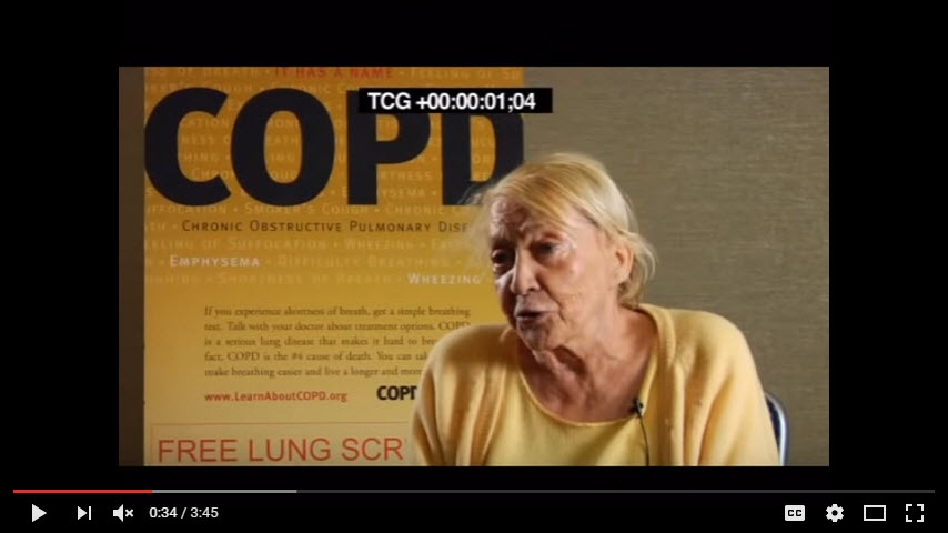 Meet Vania | Faces of COPD
