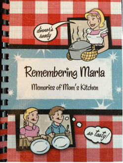 A Cookbook for Her Mother