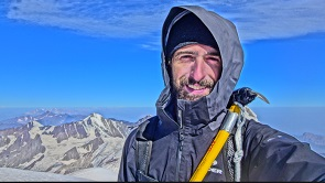 Climbing K2 for COPD Awareness