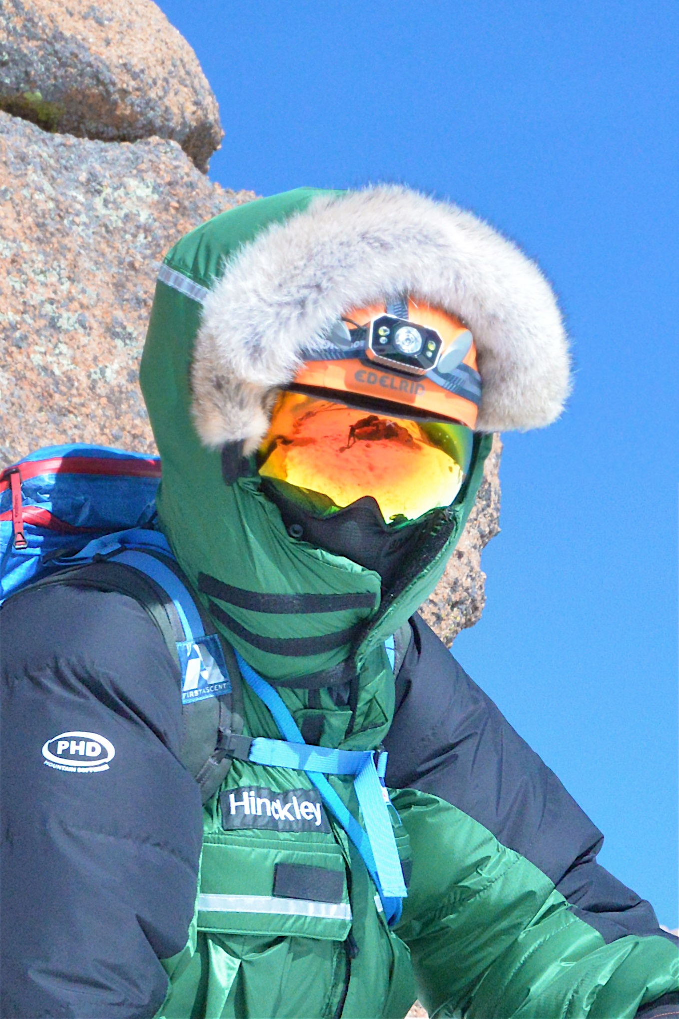 Conquering the K2 for COPD