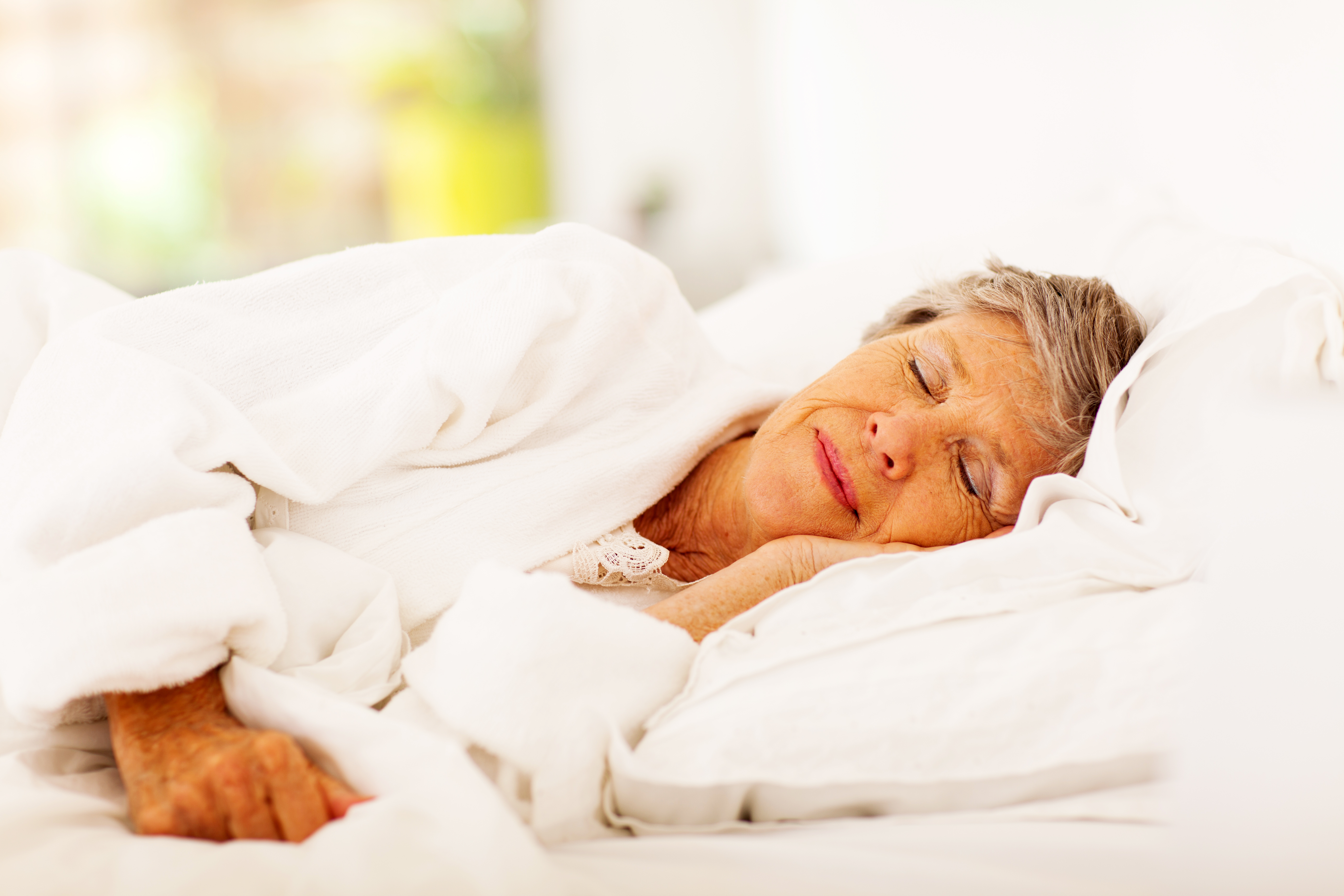 Getting to Sleep With COPD