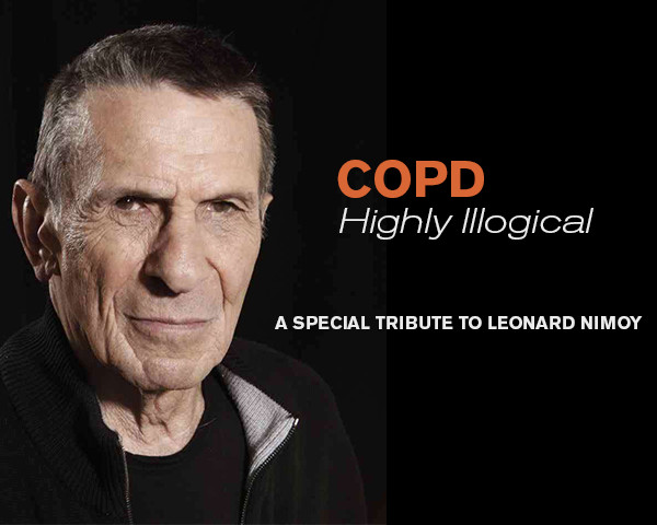 COPD: Highly Logical - A Special Tribute to Leonard Nimoy