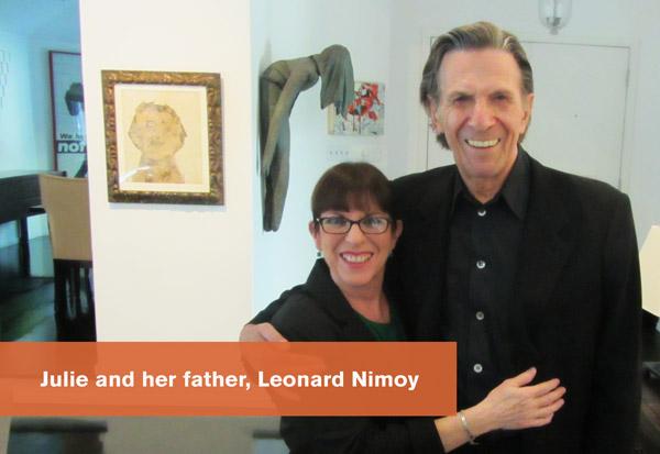 The Nimoy Family