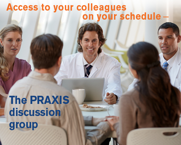 COPD PRAXIS Discussions