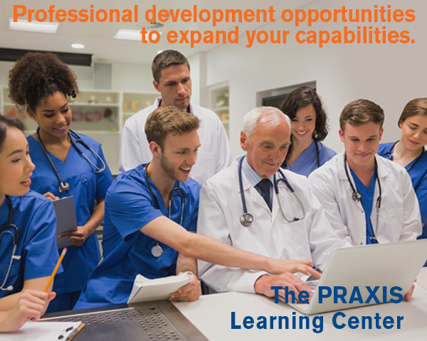 COPD PRAXIS Learning Center