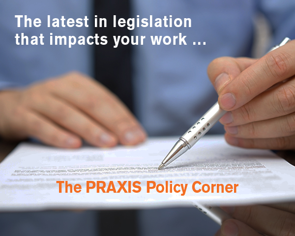 COPD PRAXIS Policy Corner