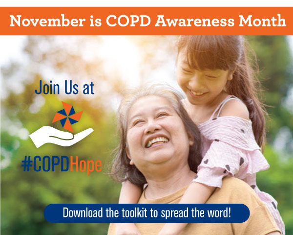 COPD Hope | COPD Awareness Month