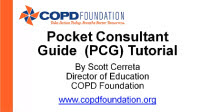 Pocket Consultant Guide App Tutorial