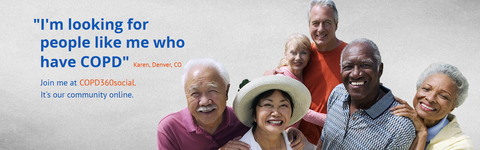 COPD360social | COPD Online Community and Support Group