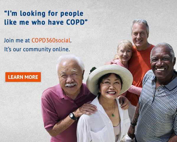 COPD360social | Join our online community