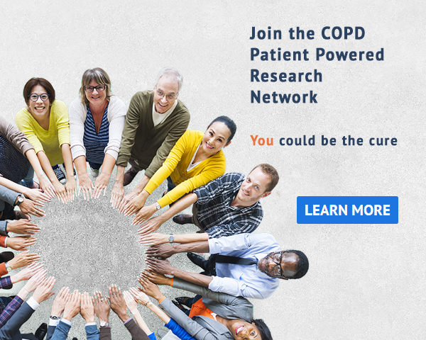 COPD PPRN - Patient-Powered Research Network