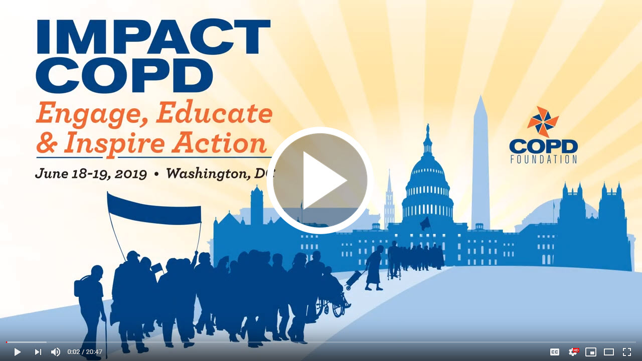 IMPACT COPD Opening | Click to watch the video.