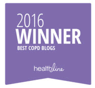 COPD360social Blog Named Best COPD Blog of 2016 by HealthLine