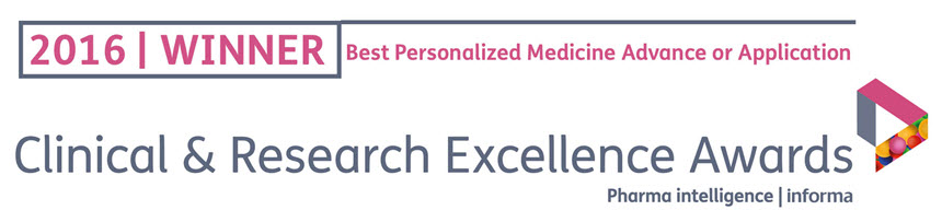 CARE Awards Winner - 2016_Best Personalized Medicine