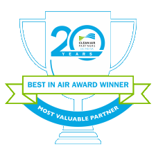 Clean Air Partners names COPD Foundation Clean AIR MVP for 2017