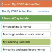 My COPD Action Plan